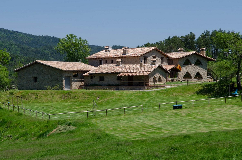 Turisme rural a sant jaume de frontany prepirineu - Casa rural sant jaume de frontanya ...